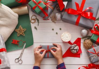 Kotitekoiset lahjat